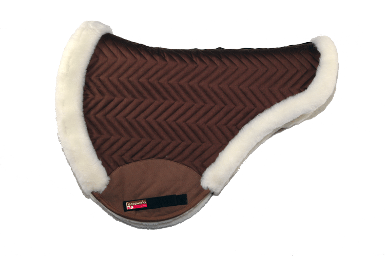 Sheepskin Contour w/ Partial Trim