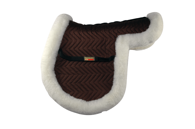 Sheepskin Shaped Full Trim