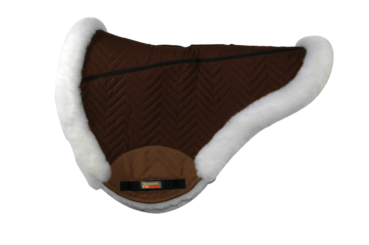 Sheepskin Gaited Horse w /FXK Technology Partial Trim