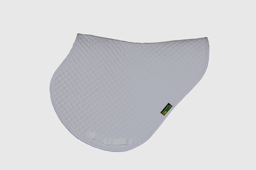 In Stock Colors! Easy Care Bamboo Quilted Contour Jumping Pad