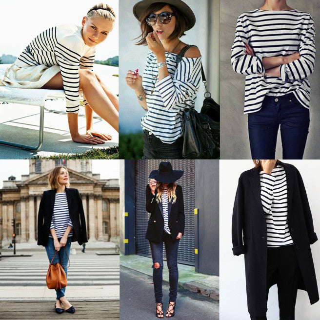 The Breton Shirt – A Brief History