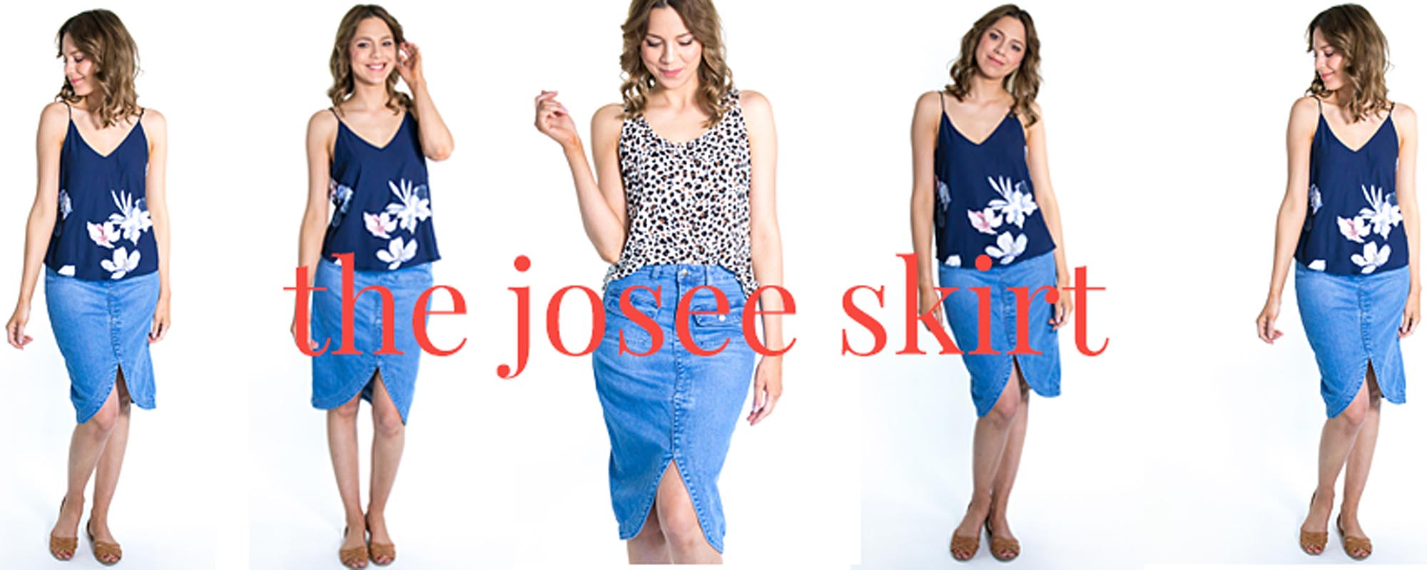 The Josee Skirt