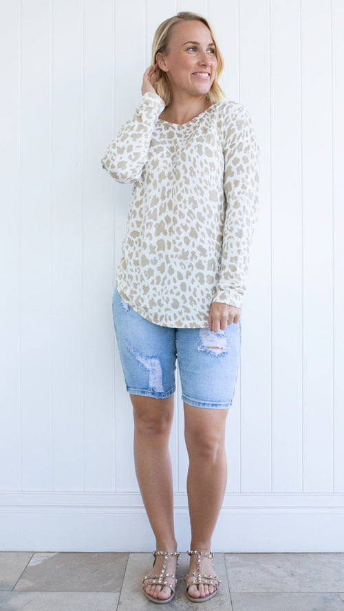 Willow Knit (Beige)