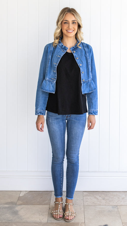 Jesse Denim Jacket