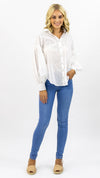 Ashley Top (White)