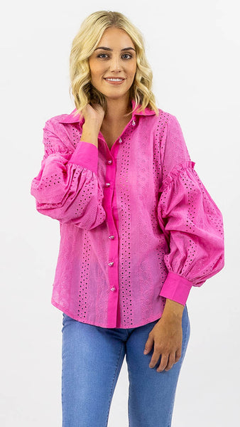 Ashley Top (Pink)