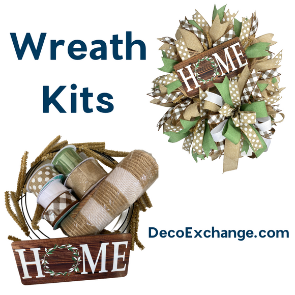 Wreath Kits and Mystery Boxes