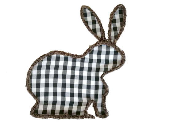 Bunny Plaid Form W19Xh24 62912GINGHAM