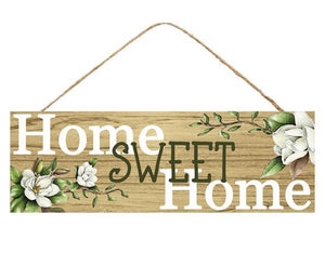 "15""L X 5""H Home Sweet Home Sign AP8064"