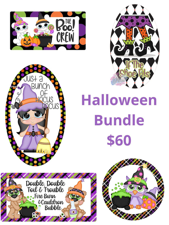 Halloween Bundle - DecoExchange