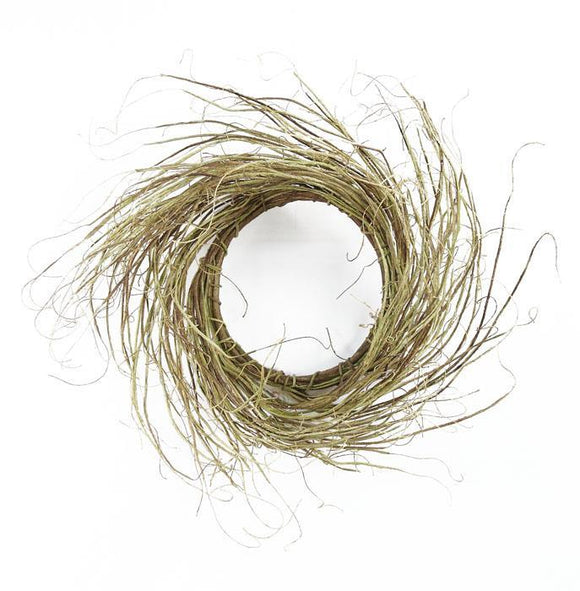 Willow Wreath, Plastic, 20