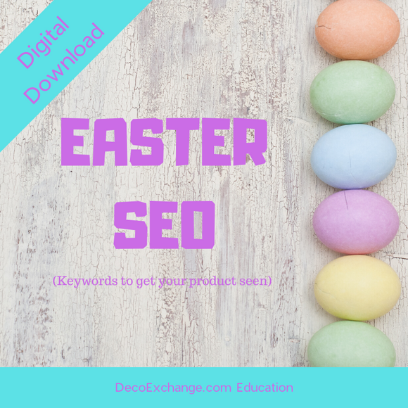 Easter SEO List - DecoExchange