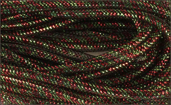 8Mmx30yd Deco Flex Tubing Red/Green RE3010H8