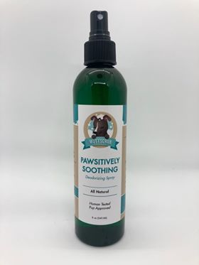 Pawsitively Soothing All Natural Deodorizing Spray - Muttscrub - DecoExchange