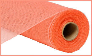 "10.25""X10Yd Mesh Coral RE130259"