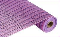 "21""X10YD WIDE MULTI COLOR FOIL MESH Pink/Lavander/Purple RE1047W4 - DecoExchange"