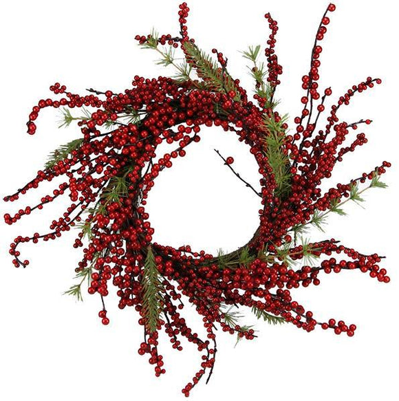 Berry Wreath - DecoExchange