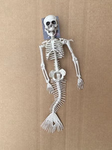 "16"" Mermaid Skeleton 76588 - DecoExchange"