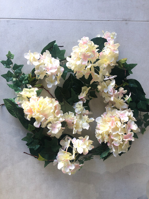 Cream Wreaths of Shame - Wreath Rehab - Filler Pieces - Set of 4