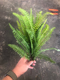 "20.5"" Boston Fern Bush Green - PBF777-GR - DecoExchange"