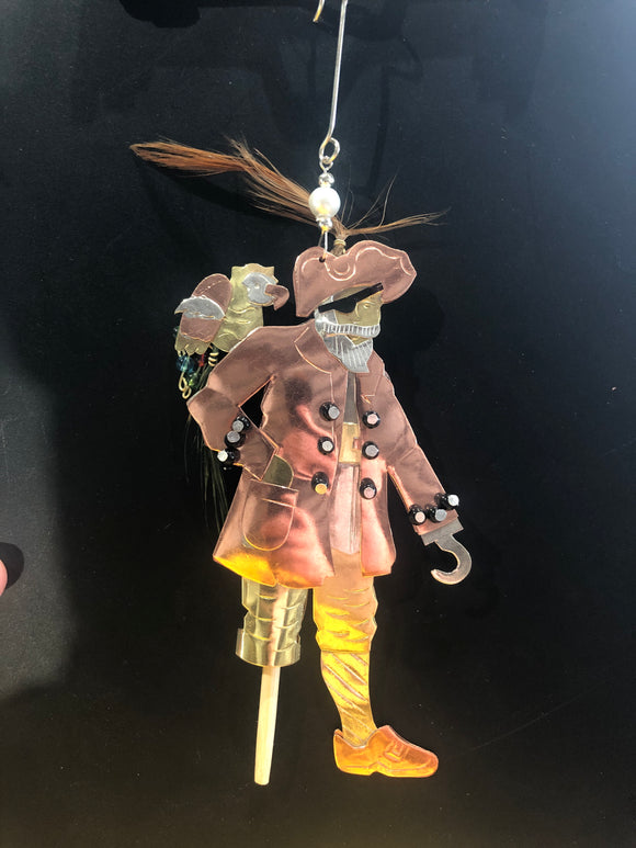 Pirate Ornament