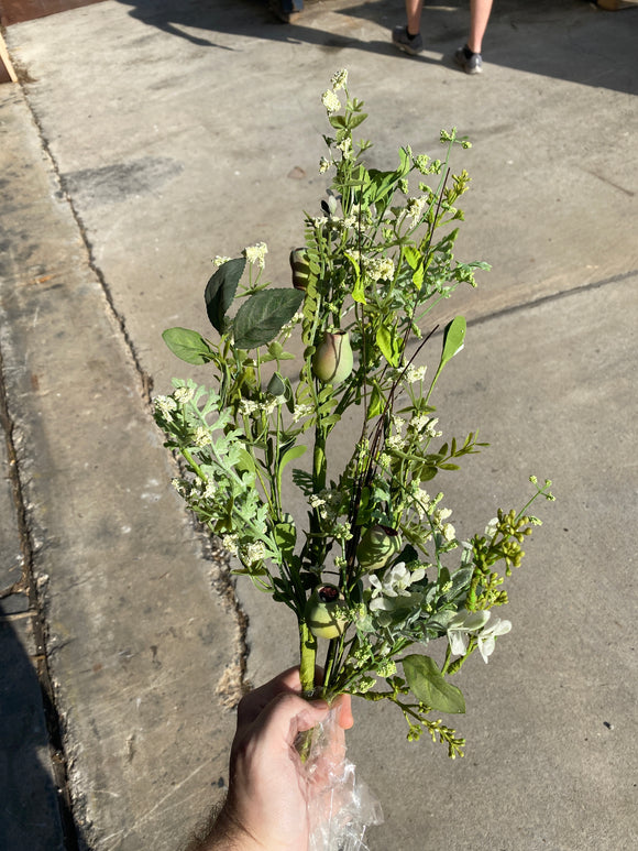 DUSTY MILLER POD MIX GREEN SPRAY 28L - DecoExchange