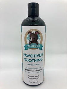 Pawsitively Soothing All Natural Shampoo - Muttscrub - DecoExchange