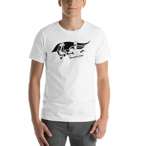Driving Man Short-Sleeve T-Shirt
