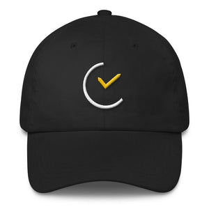 WG Check Dad Cap