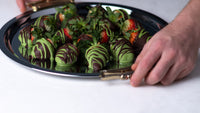 Matcha Chocolate Strawberries
