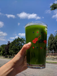 Get refreshed with CHILLED MATCHA!