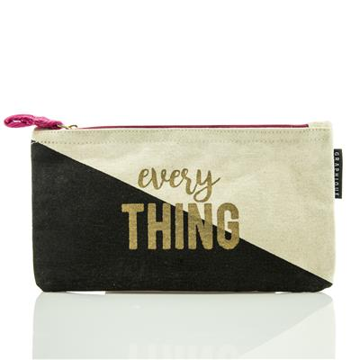 Every Thing Zip Pouch