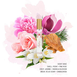 Natural Perfume Mist- Audry