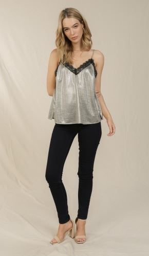 Metallic Camisole