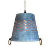 Olive Bucket Hanging Lamp