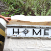 Homeport Sign
