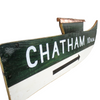 Chatham Marina Sign