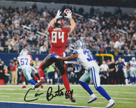 Cameron Brate Tampa Bay Buccaneers Signed 8x10 Photo