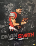 Devin Smith Ohio State Buckeyes Signed 16x20 Trophy Photo