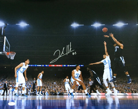 Josh Hart Signed Villanova Wildcats 16x20 Photo (JSA)