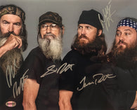 Duck Dynasty Cast Signed 8x10 Photo