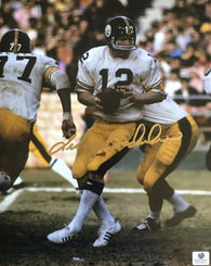 Terry Bradshaw Signed Pittsburgh Steelers 8x10 Photo