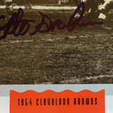 Otto Graham Signed Cleveland Browns 1994 Commemorative Game Program