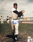 Willie Mays Signed 8x10 Photo