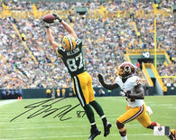 Jordy Nelson Signed Green Bay Packers 8x10 Photo