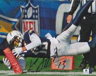 Keenan Allen Signed San Diego Chargers 8x10 Photo