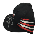 Michael Jordan Signed Mitchell & Ness Chicago Bulls Throwback Hat