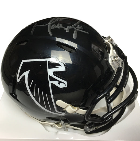 Matt Ryan Signed Atlanta Falcons Mini Helmet