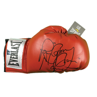 Ray Boom Boom Mancini Signed Red Everlast Boxing Glove (Mancini COA)