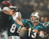Dan Marino Miami Dolphins Signed 16x20 Photo